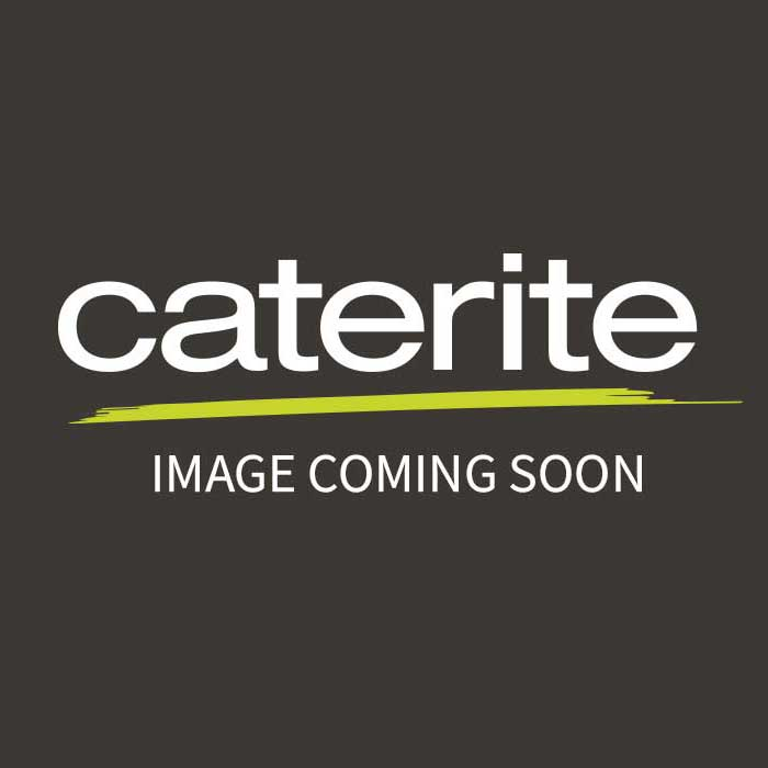 Image for White Plastic Plate Economy 8.7in (22cm)