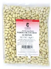 Curtis Whole Blanched Almonds