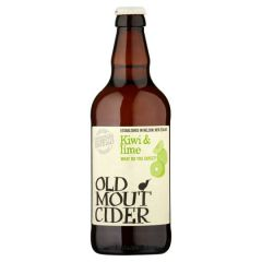 Old Mount Cider Kiwi and Lime