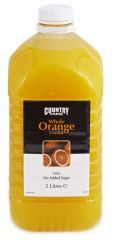 Country Range No Added Sugar Orange Cordial