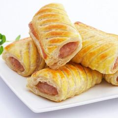 Country Range 4 inch Sausage Roll (Unbaked)