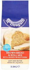 McDougalls Wholemeal Bread and Roll Mix