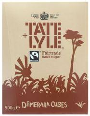 Tate & Lyle Brown Sugar Cubes (Smooth)