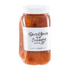 Hawkshead Apricot & Cranberry Chutney