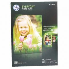 HP A4 Glossy Photo Paper 200gsm