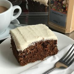 Cakes From The Lakes Sticky Ginger Cake