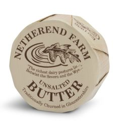 Netherend Unsalted Butter Portions