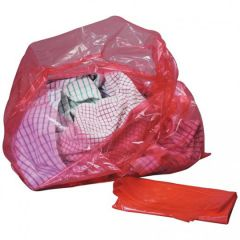 Red Laundry Bags 18x28x30in