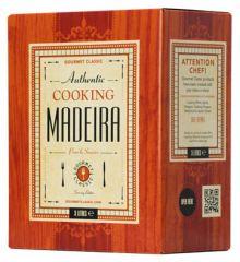 Cooking Madeira