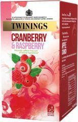 Twinings Cranberry & Raspberry Tea Bags