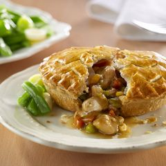 Wrights Chicken and Vegetable Puff