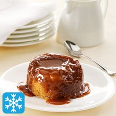 Country Range Sticky Toffee Sponge Pudding