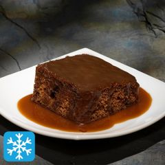 Classic Desserts Sticky Toffee Pudding