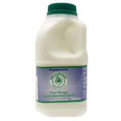 Fresh Semi-Skimmed Milk