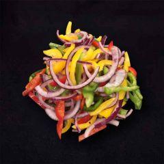 Fresh Prep Red Onion / Mixed Pepper