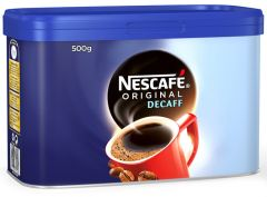 Nescafe Decaffeinated Granules