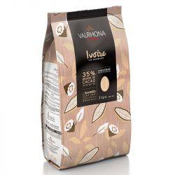 Valrhona Ivoire Beans 35%