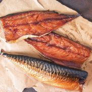 Smoked Mackerel Fresh