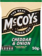 McCoys Cheese and Onion Crisps