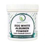 Special Ingred Egg White Albumen Powder