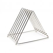Genware Wire Cutting Board Rack