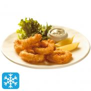 Panko Coated Squid Rings