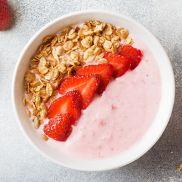 Ann Forshaw Strawberry Yoghurt