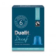 Dualit NX Decaf Espresso Coffee Pods
