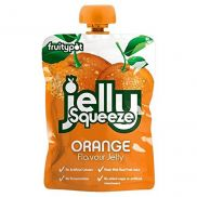 Fruitypot Orange Jelly Squeeze