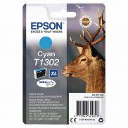 Epson T1302 XHY Cyan Cartridge