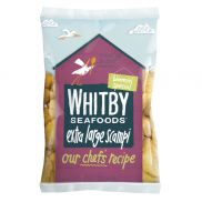 Whitby Extra Large Breaded Scampi