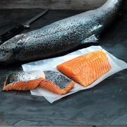 Salmon Supreme Skin On 200-230g
