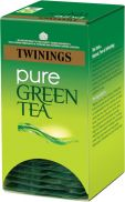 Twinings Pure Green Tea Enveloped Tea Bags