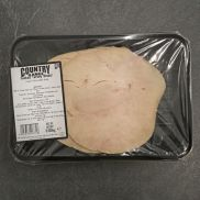 Country Range Cooked Sliced Cooked Turkey