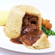 Country Range Steak & Ale Pudding