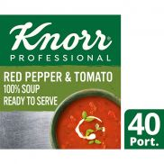 Knorr 100% Tomato & Red Pepper Soup