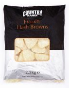 Country Range Hash Browns