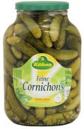 Kuhne Pickled Cornichons