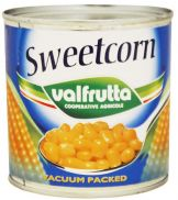 Valfrutta Sweetcorn