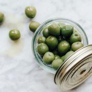 Silver & Green Nocellara Del Belice Green Olives