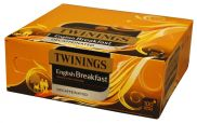 Twinings Decaffeinated English Breakfast Teabags