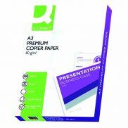 Q-Connect A3 80gsm Premier Paper