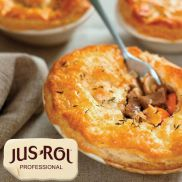 Jus-Rol Puff Pastry Ovals 60g