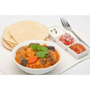 Authentic Food Company Vegetable Tikka Masala