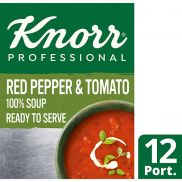Knorr Mono 100% Red Pepper & Tomato Soup