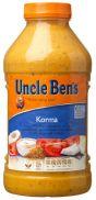 Uncle Ben's Korma Curry Sauce