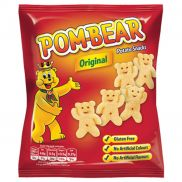 Pom Bear Ready Salted Snacks