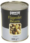 Country Range Flageolet Beans