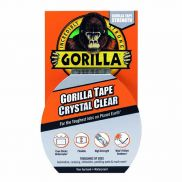 Gorilla Tape Crystal Clear 8.2m