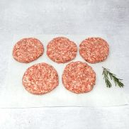 Wild Boar Burger 220g/8oz